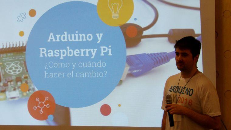Arduino Day: La UTN Avellaneda participó