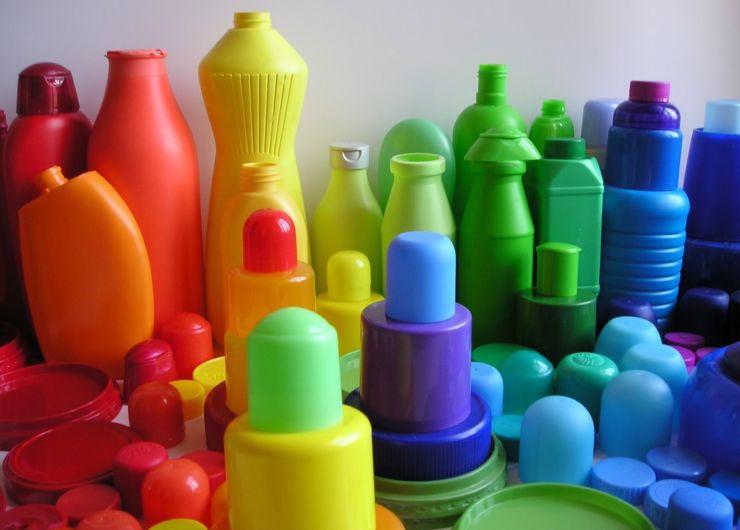 Industrialización de los Materiales Plásticos