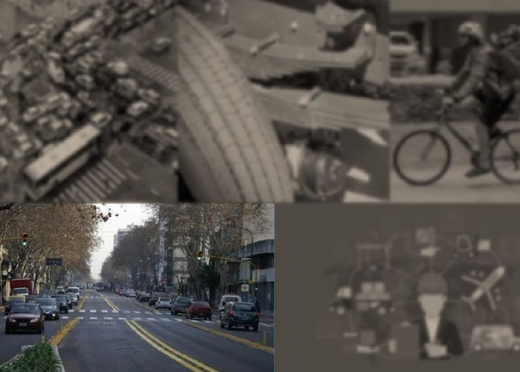 I. Infraestructura y señalización vial