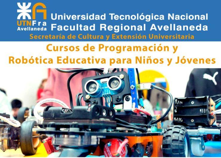 Programación y robótica educativa para jóvenes