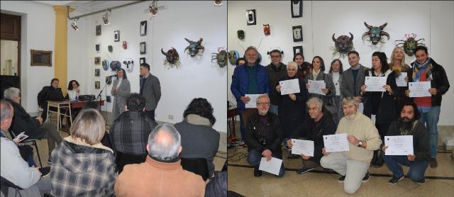 """Inauguró exposición """"Máscaras de lo Real"""""""