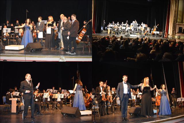 Exitosa presentación de la Filarmónica UTN FRA
