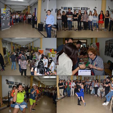 Se realizó Muestra anual de Idiomas de la UTN FRA