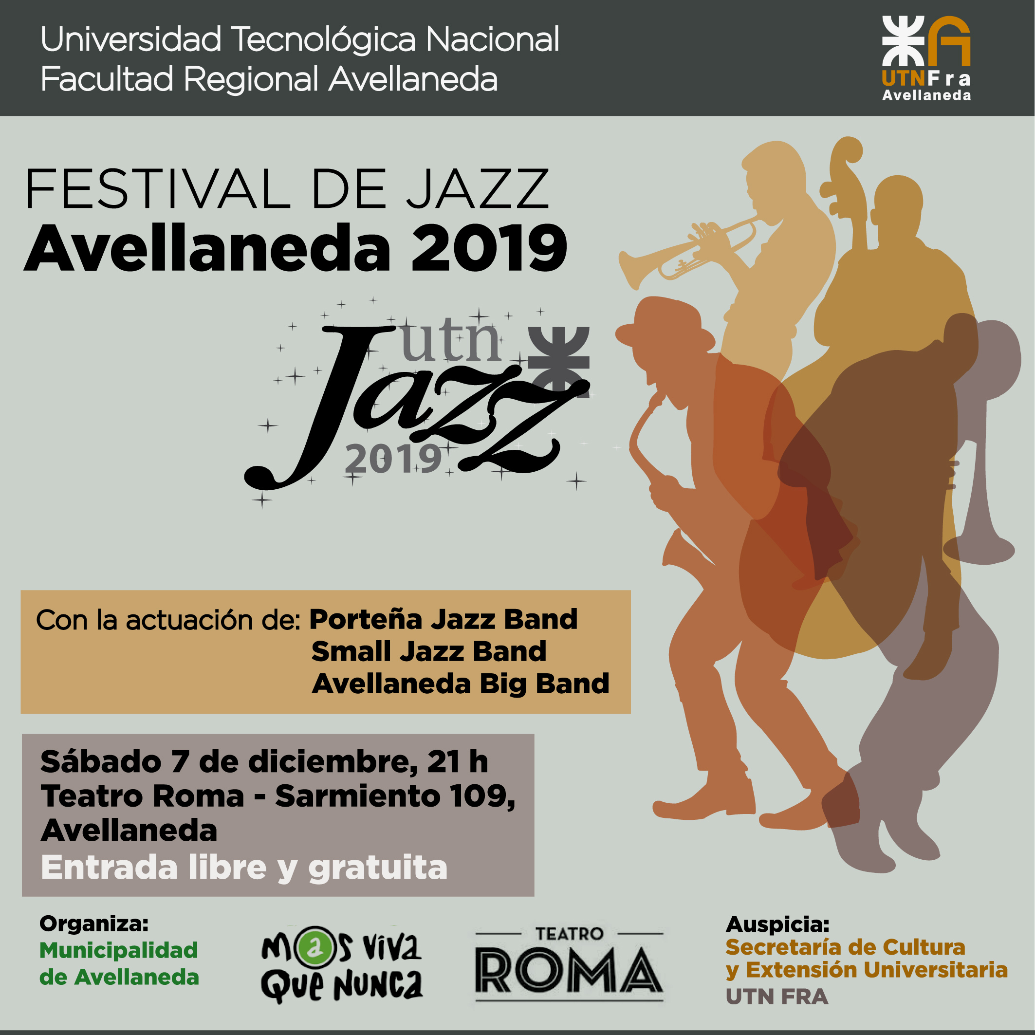 Jazz Avellaneda 2019