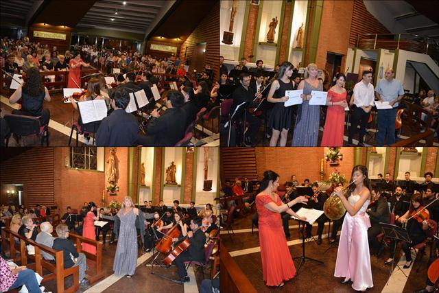 La Filarmónica Avellaneda UTN despidió el año